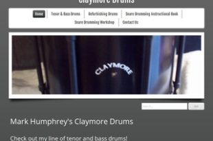 claymoredrums