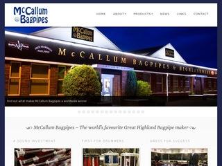 mccallum-bagpipes